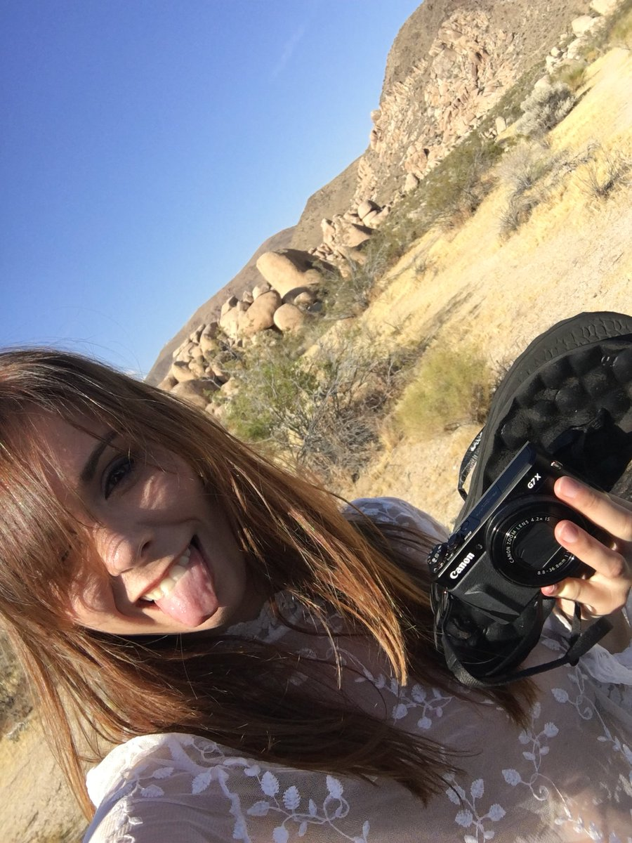 #ThrowbackThursday from an incredible day in #JoshuaTree with BS1nNrjhSu