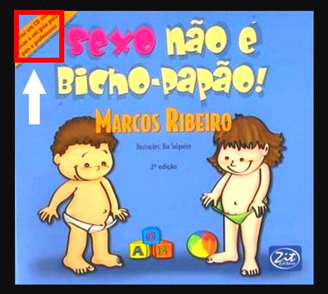 URGENTE! Estão chamando o kit gay de fake news e dizendo que não foi distribuído em escolas - não foi porque Bolsonaro denunciou! - mas tem coisa muito pior sendo distribuída e a mídia está calada: https://t.co/WHzFxhaz1v