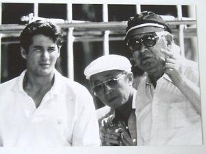 Happy Birthday Richard Gere!!! Foto con Akira Kurosawa !!!!