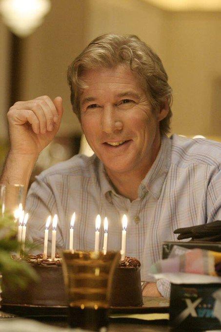 Happy Birthday, Richard Gere!
