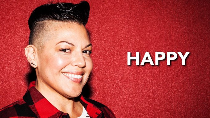 Happy 43rd birthday to the absolutely beautiful, amazing and fiercely talented Sara Ramirez!