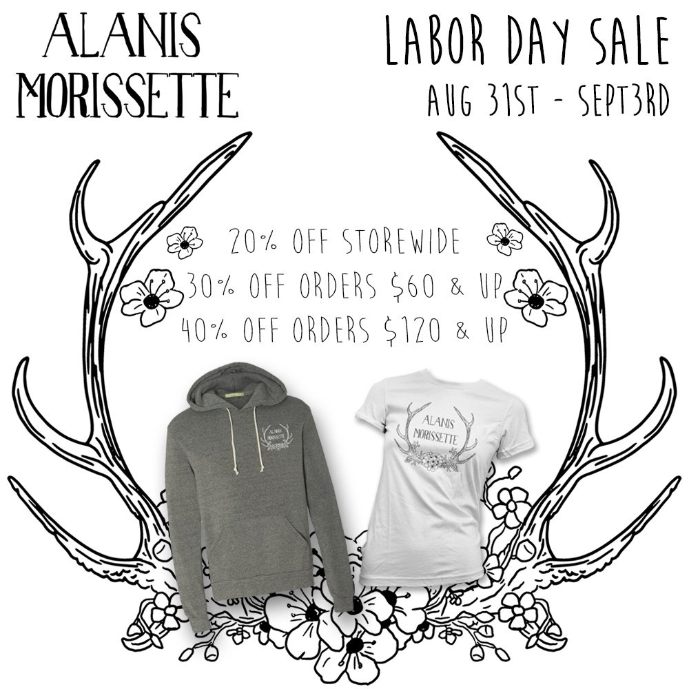 Labor Day sale at https://t.co/YMdO2l7H8G now through September 3rd. https://t.co/uZu9iCa3FI