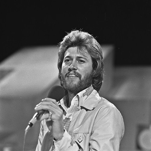 Happy Birthday Barry Gibb. The Bee Gees star is 72 today! What s your favourite track of theirs?