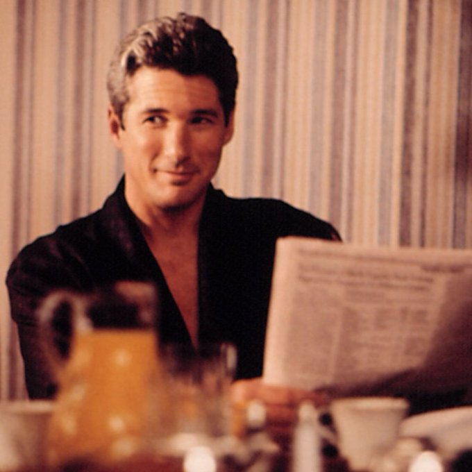 Happy Birthday to one of my favs Richard Gere!