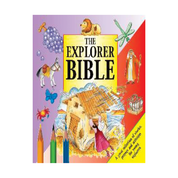 test Twitter Media - https://t.co/N7e9TM1PGb This Bible contains puzzles and on-the-page activities which combine with a Bible passage, teaching point and prayer to make learning fun for kids. https://t.co/m2Sbln6NY2