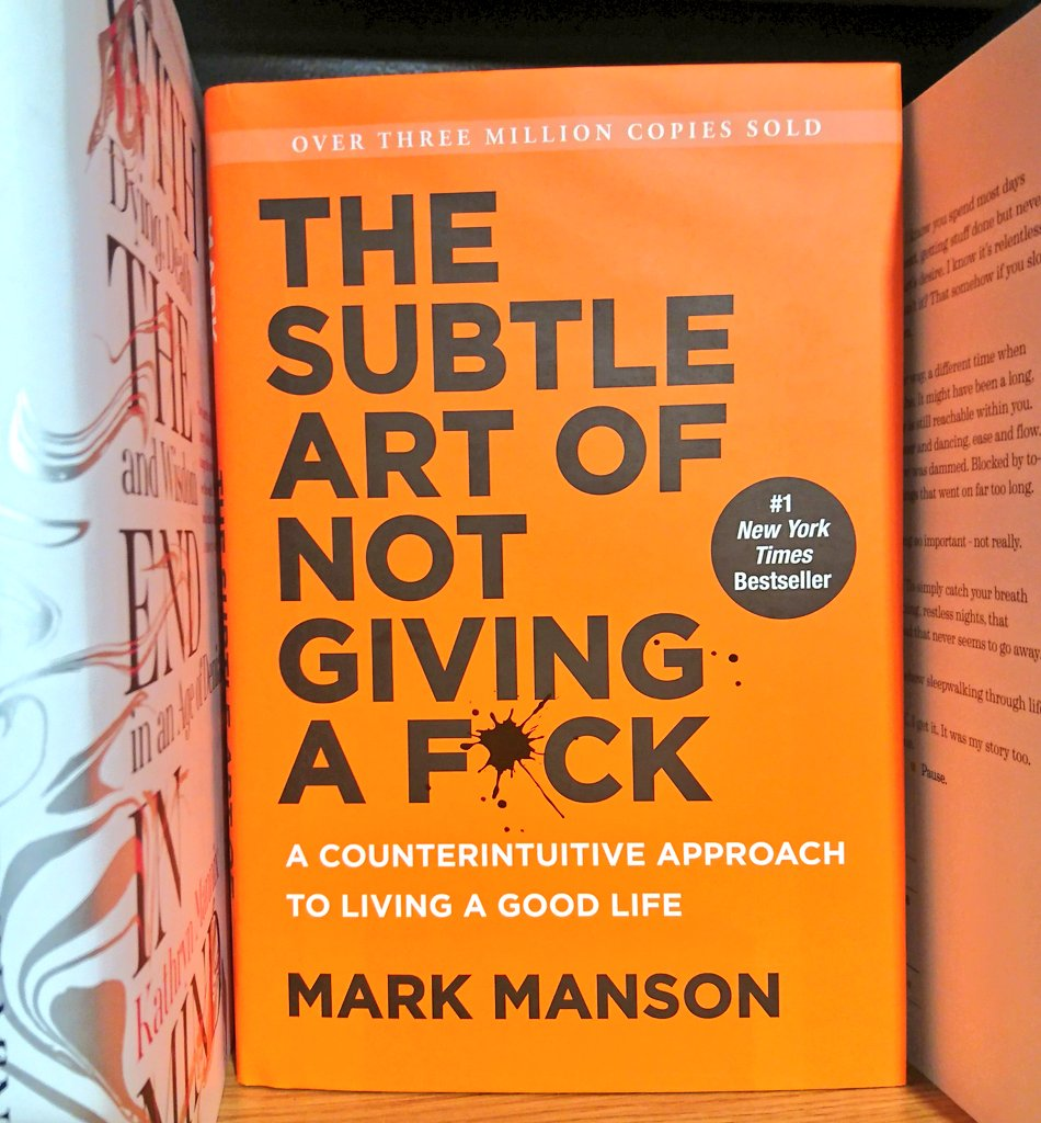 test Twitter Media - Has anyone read this? #markmanson  If so, shall I? https://t.co/2pI9qMVQvm