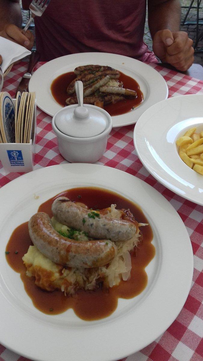 Osnabruck : bonnes saucisses et jumelée avec Angers, notre futur chez nous !
