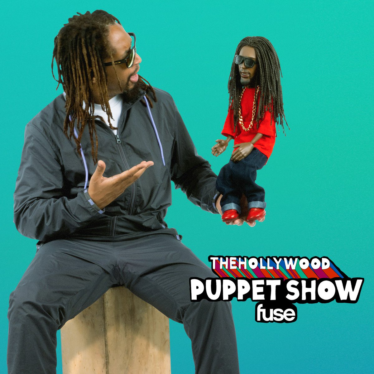 RT @LastWordPR: Don't miss @LILJON on @FUSE's Hollywood #PuppetShow tomorrow night at 10:30pm!! https://t.co/EpT8Ekh7Wa