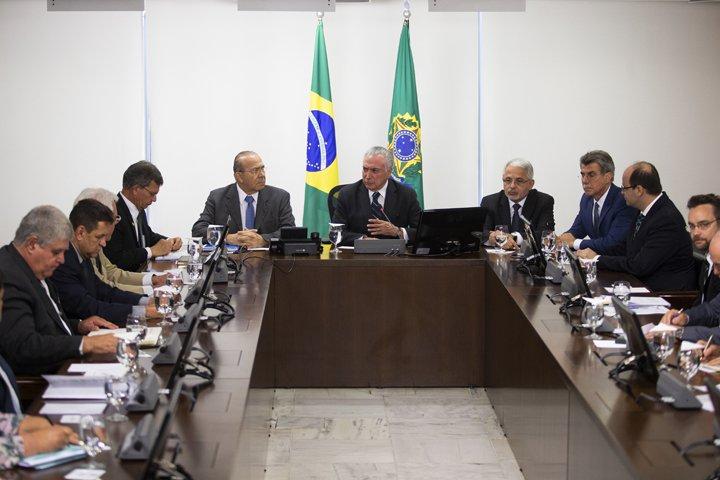 @BroadcastImagem: Temer reúne ministros para discutir crise com refugiados venezuelanos em Roraima. Wilton Júnior/Estadão