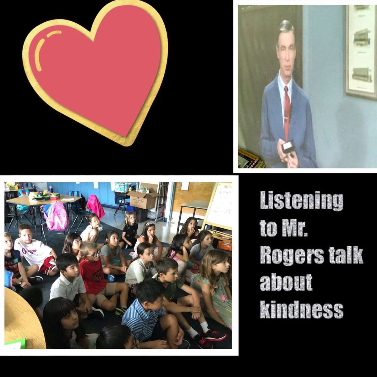 test Twitter Media - We are excited about the theme: #choosekind this year! Many of the students don't know who Fred Rogers is. I'm glad to make the introduction!  #d30learns https://t.co/T1FcUREluD