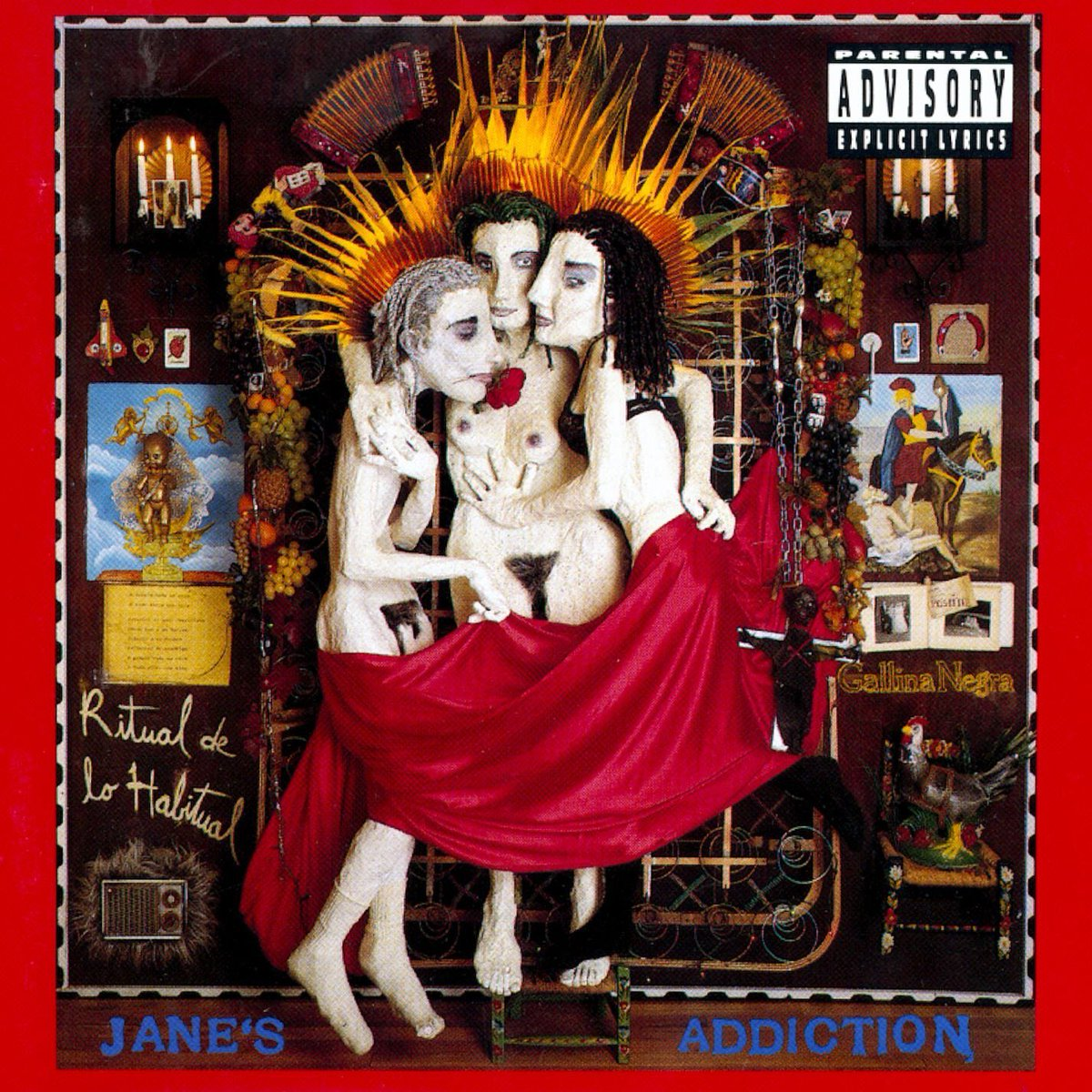 "test Twitter Media - ⚡️Flashback⚡️: On this day in 1990, Jane's Addiction released their second studio album ""Ritual de la habitual"". The album is widely considered one of the most influential  alternative rock albums of all time.   #janesaddiction #rock #alternative #90s #vinyl #flashback https://t.co/9kNQyQv9PJ"