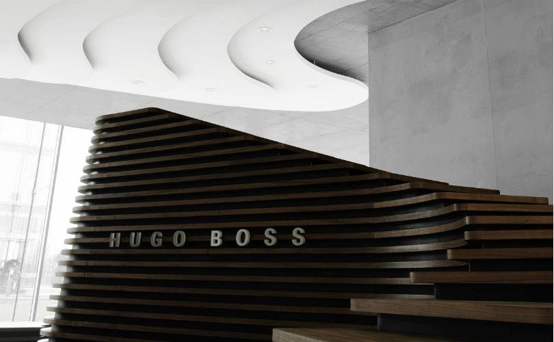 Look Inside Hugo Boss German Headquarters Fashionunited News