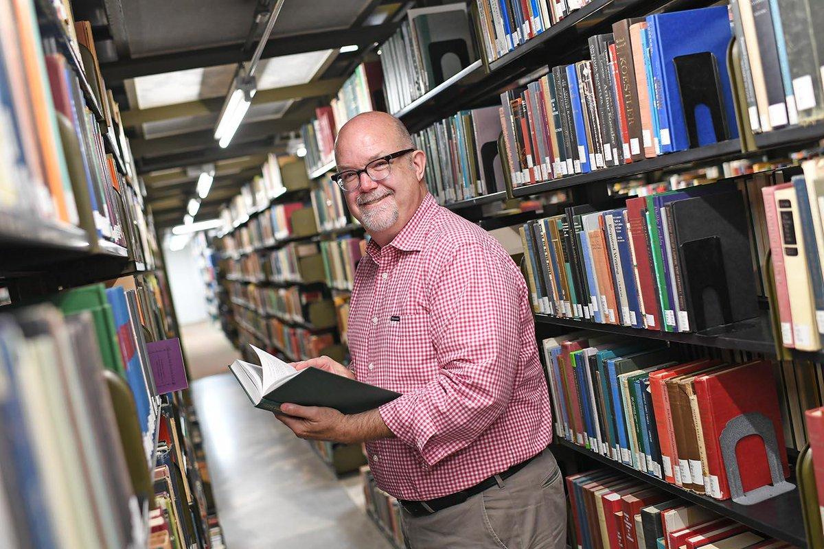 test Twitter Media - Meet Andrew White, Wesleyan's next Caleb T. Winchester Librarian: https://t.co/tGc4cNvKhc https://t.co/vDqa8e7WPm