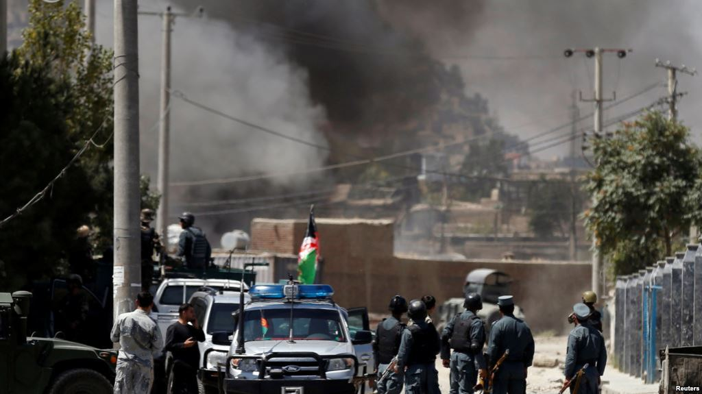 test Twitter Media - Afganistán: Talibanes lanzan cohetes hacia sedepresidencial https://t.co/hAtLYJ8YWv https://t.co/nDneC9N6s5