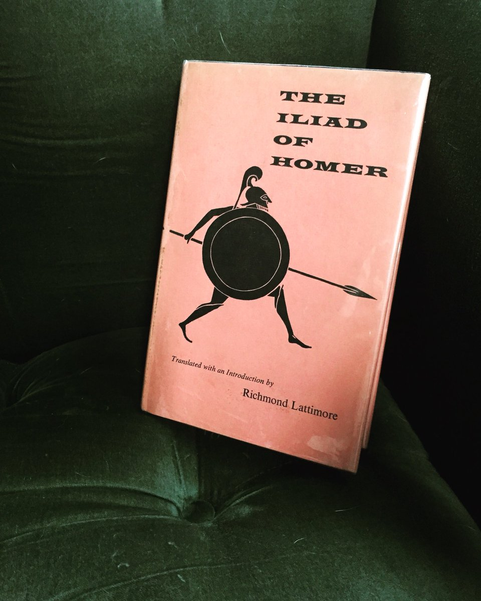 test Twitter Media - So . . . anything happen today? Been busy reading Homer. https://t.co/43fBh7ErQC