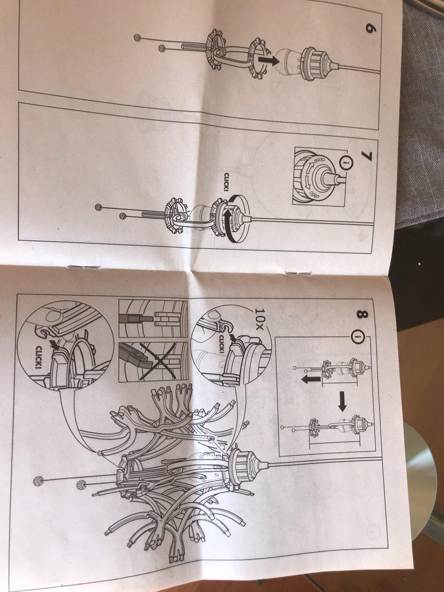 The instructions 😳 #IkeaIsForMasochists MpUfDcP9cI