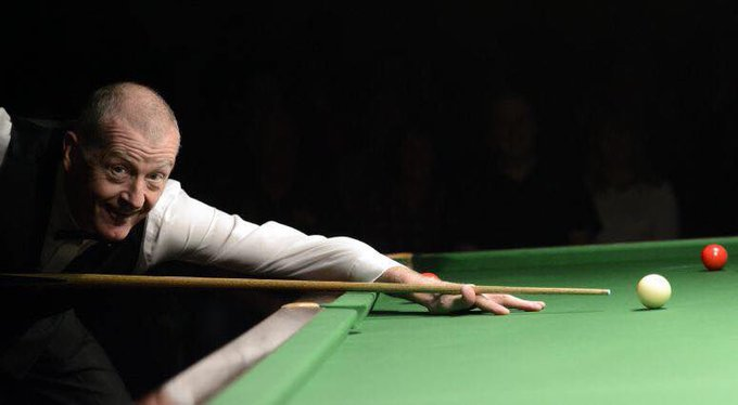 Happy 61st birthday from all at CrossGuns to the govnor of snooker Steve Davis