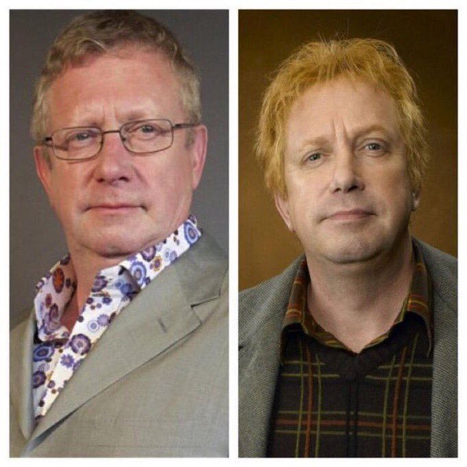 August 22: Happy Birthday, Mark Williams! He played Arthur Weasley in the films.