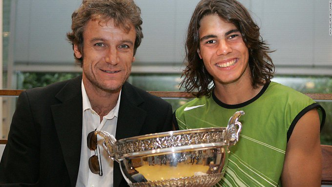 Happy 54th Birthday Mats Wilander