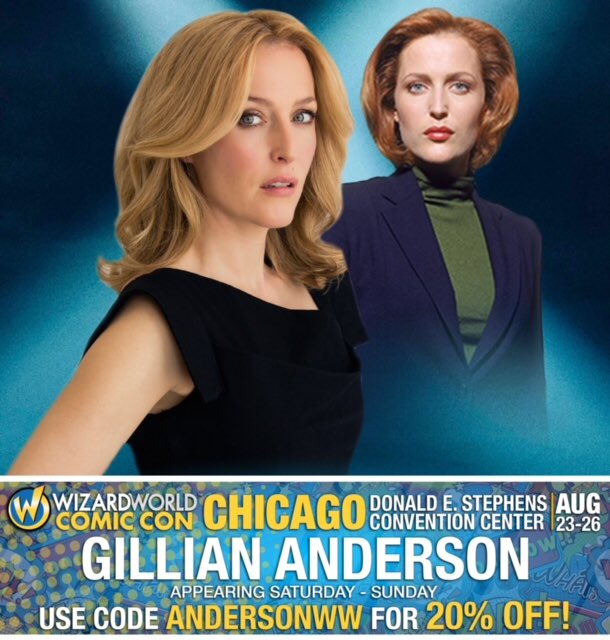 Yup all of me will be there! @WizardWorld  Tix here: https://t.co/ASYlvbsR1l https://t.co/v9BDeZ49lX