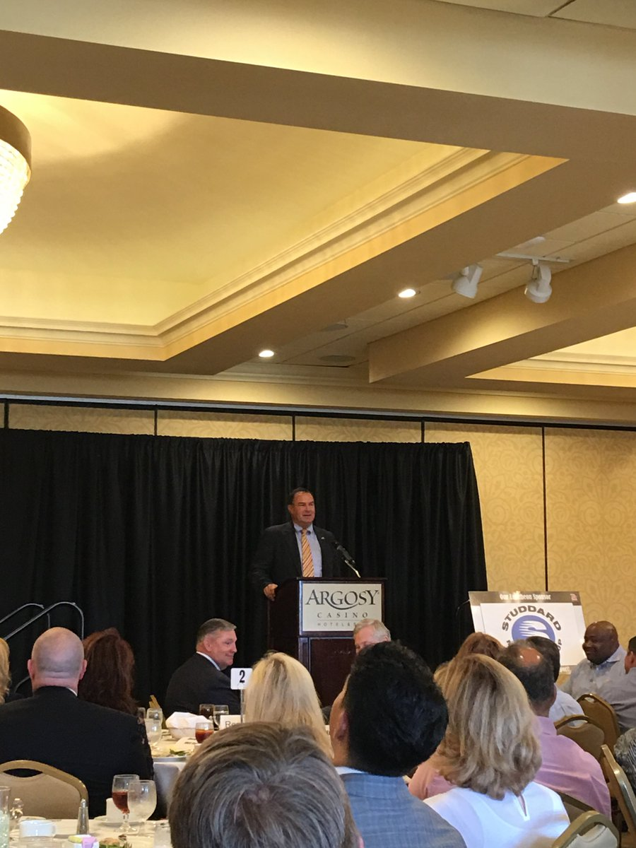 test Twitter Media - It was great to hear from @LtGovMikeKehoe on Prop D and the need to address MO's infrastructure at the @northlandregion luncheon. #SaferMO https://t.co/tk9y1RFVQR