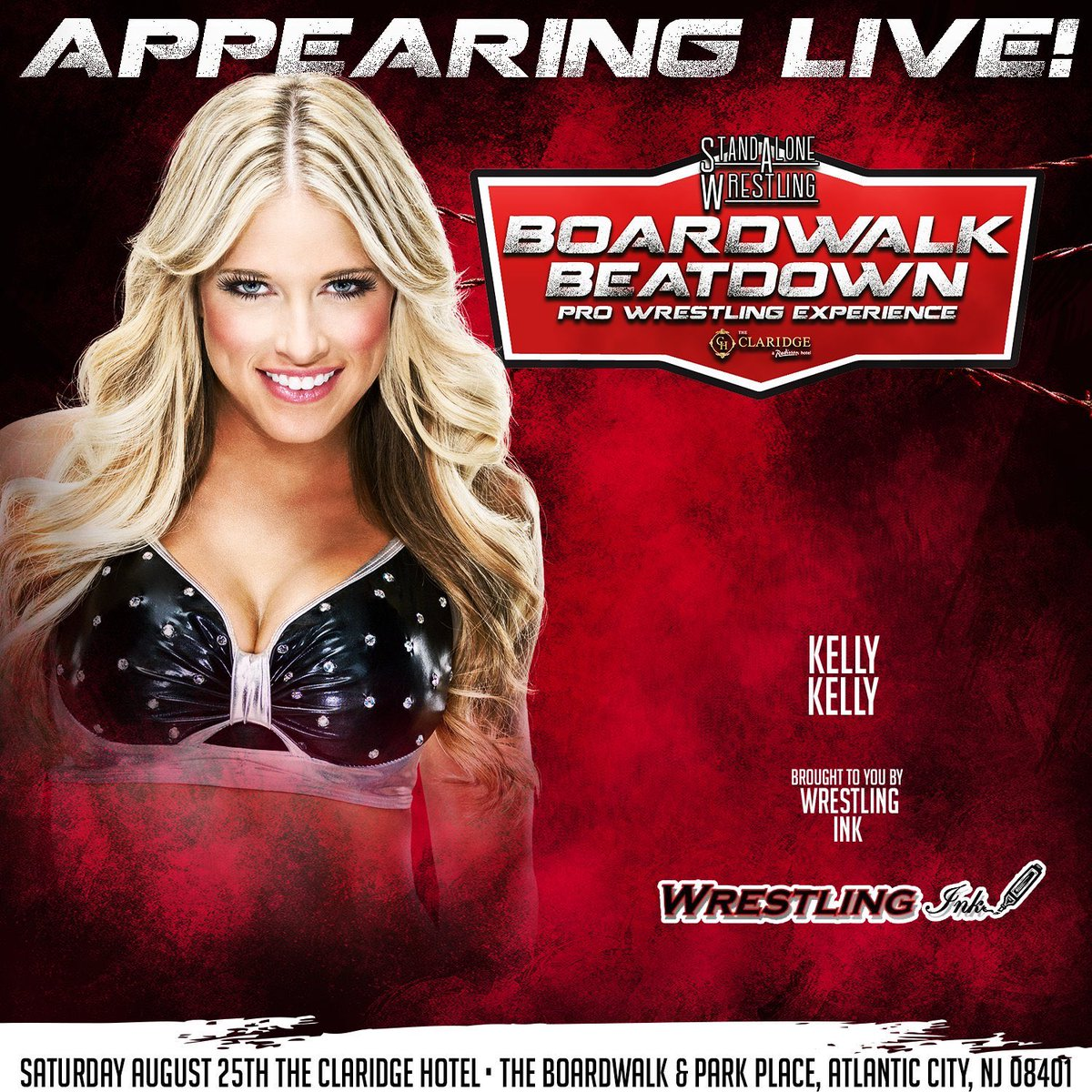 Hey Atlantic City come out and say hi to me this Saturday!!! https://t.co/fE3DdU0Sw6