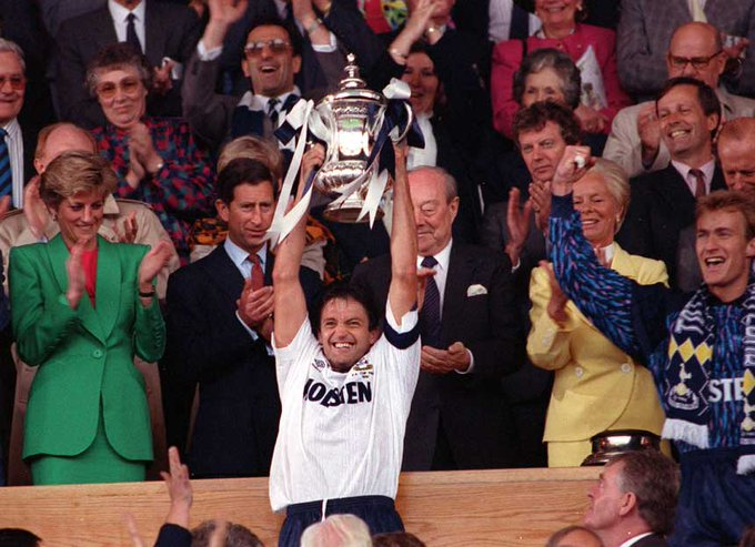 A special Happy Birthday to the absolute Spurs legend that is; Gary Mabbutt!