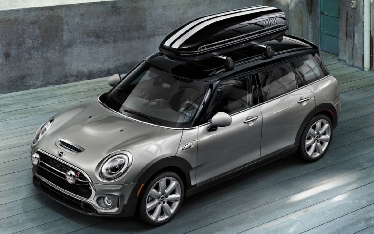 Find a #MINIClubman that fits your distinctive tastes. https://t.co/svsbYLCq1n