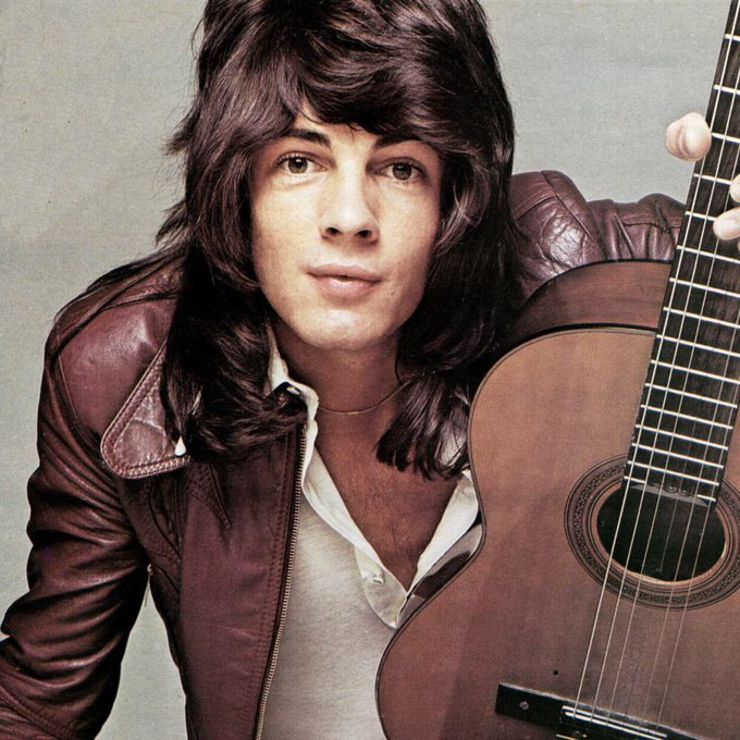 Wishing a Happy Birthday to Rick Springfield. He turns 69 today!