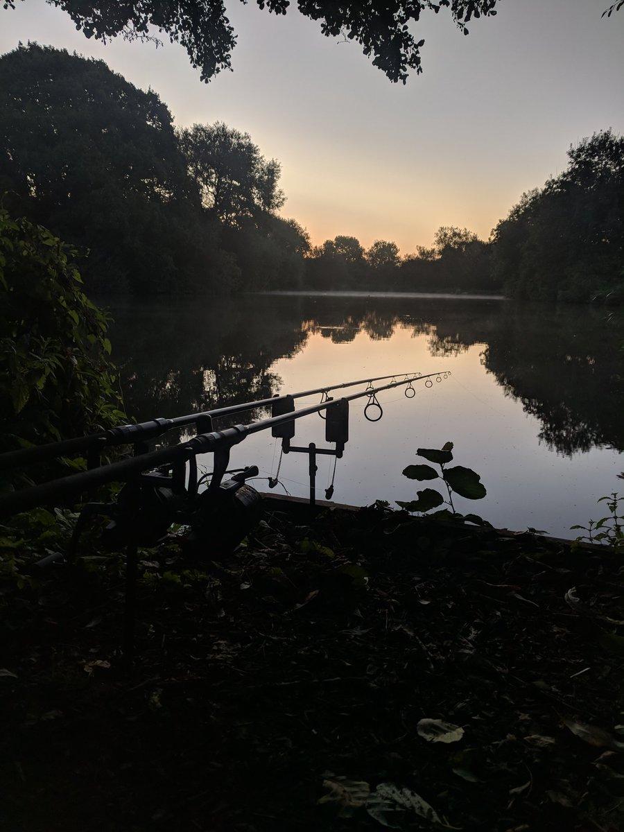 Good <b>Morning</b> world #lovefishing #hatework #fishingoverwork #carpfishing #sunrise #upearly #br