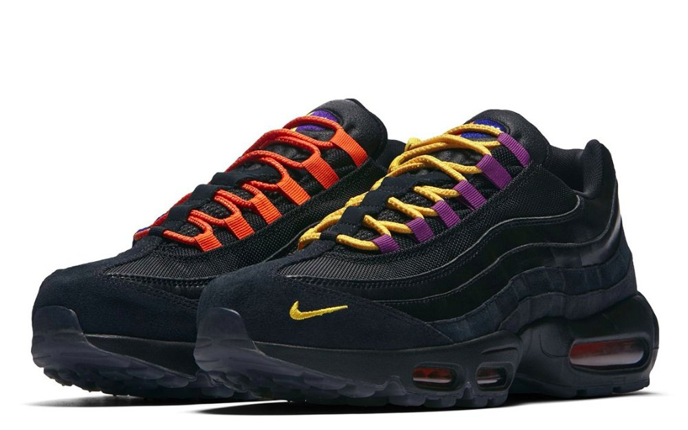 wholesale dealer df3f6 26cae ... switzerland the competition is on with this nike air max 95 la vs. nyc  36bec