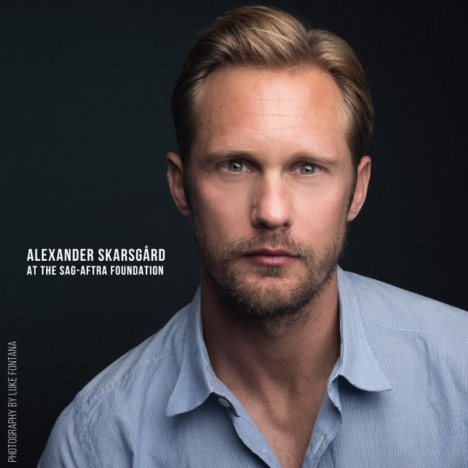 Happy Birthday Alexander Skarsgard!