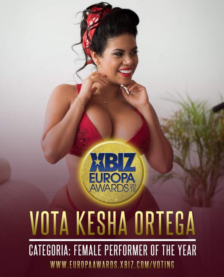 8cfDYuRRfC. Vota por mí en Female performer of year kesha ortega nr