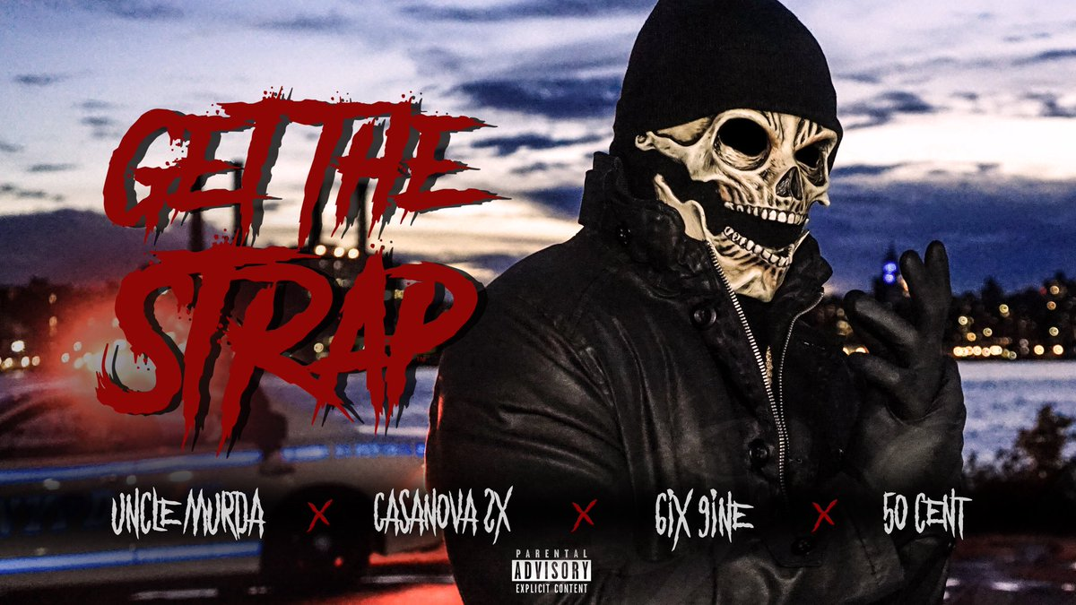 #GetTheStrap | https://t.co/fOHBnoBOTi x https://t.co/Hr5u4ohj8L https://t.co/fO4sRyyXOa