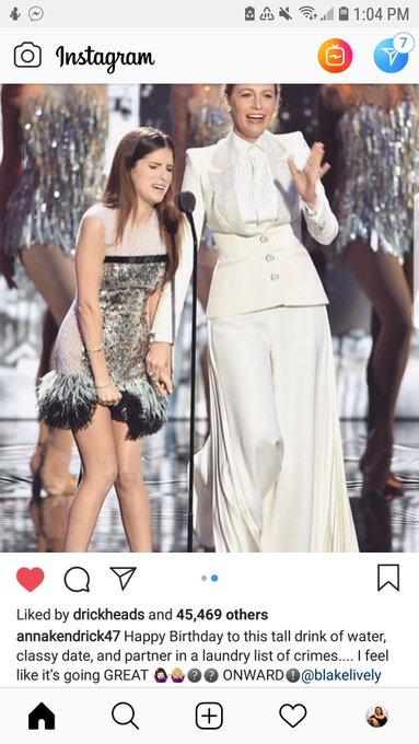 Anna Kendrick best in making captions   Happy birthday