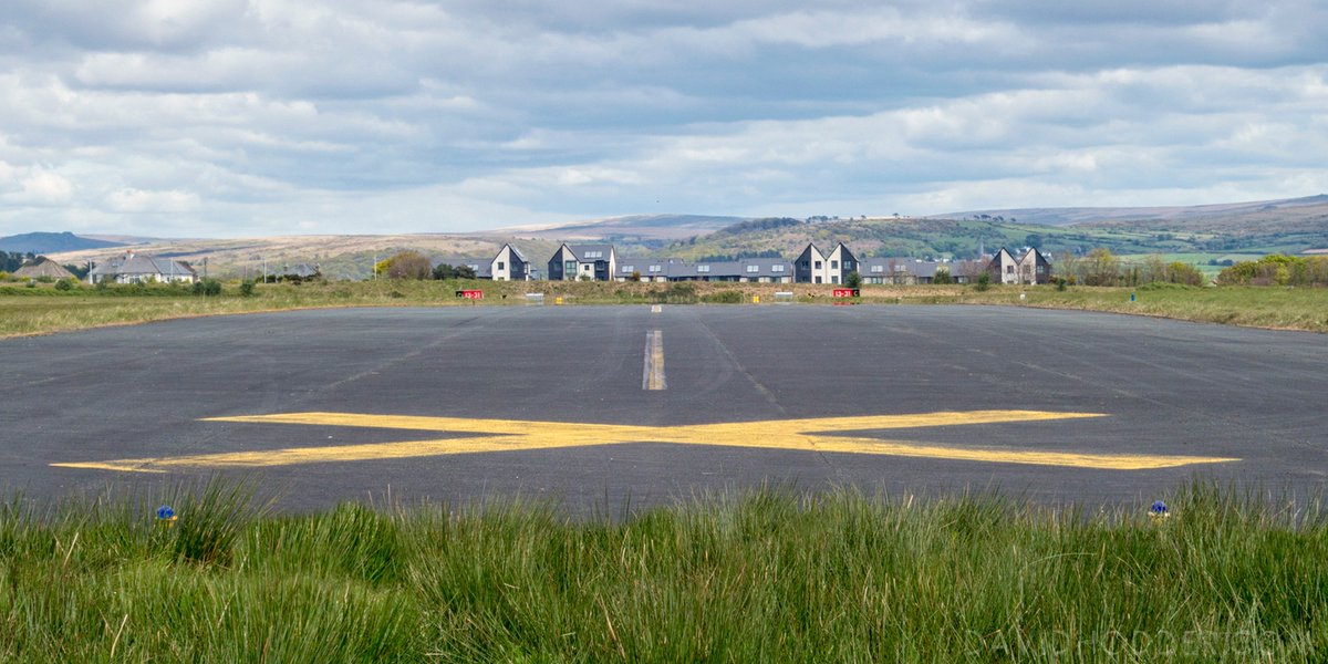 test Twitter Media - X marks the spot at #Plymouth's airport. Sadly, no longer used but it has become a haven for all sorts of small #wildlife. Always amazing how wildlife and #nature thrive when given the right conditions and not disturbed.  #Countryfile #Devon https://t.co/KFxesNHX5U