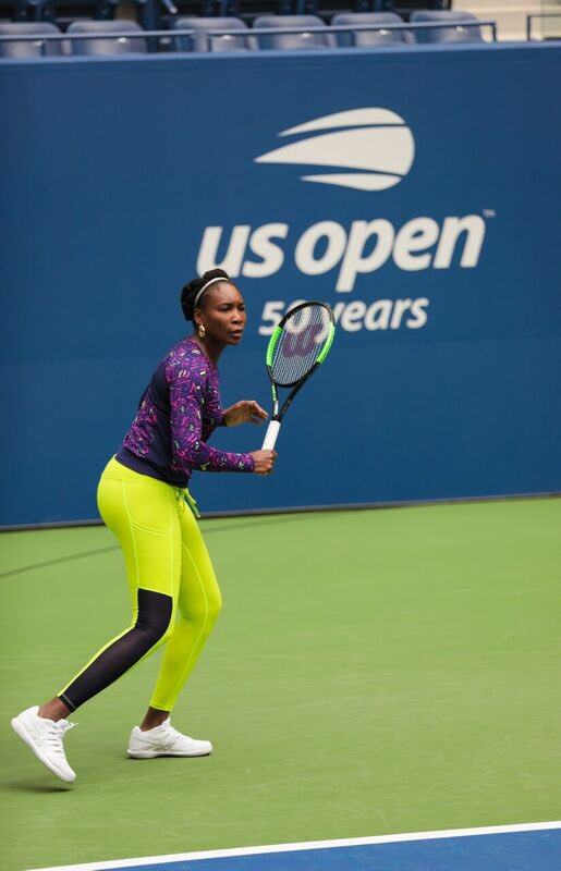 It's time to be a Prima Donna! See you on Ashe tomorrow @EleVenbyVenus #usopen https://t.co/0XbMyxRRuS