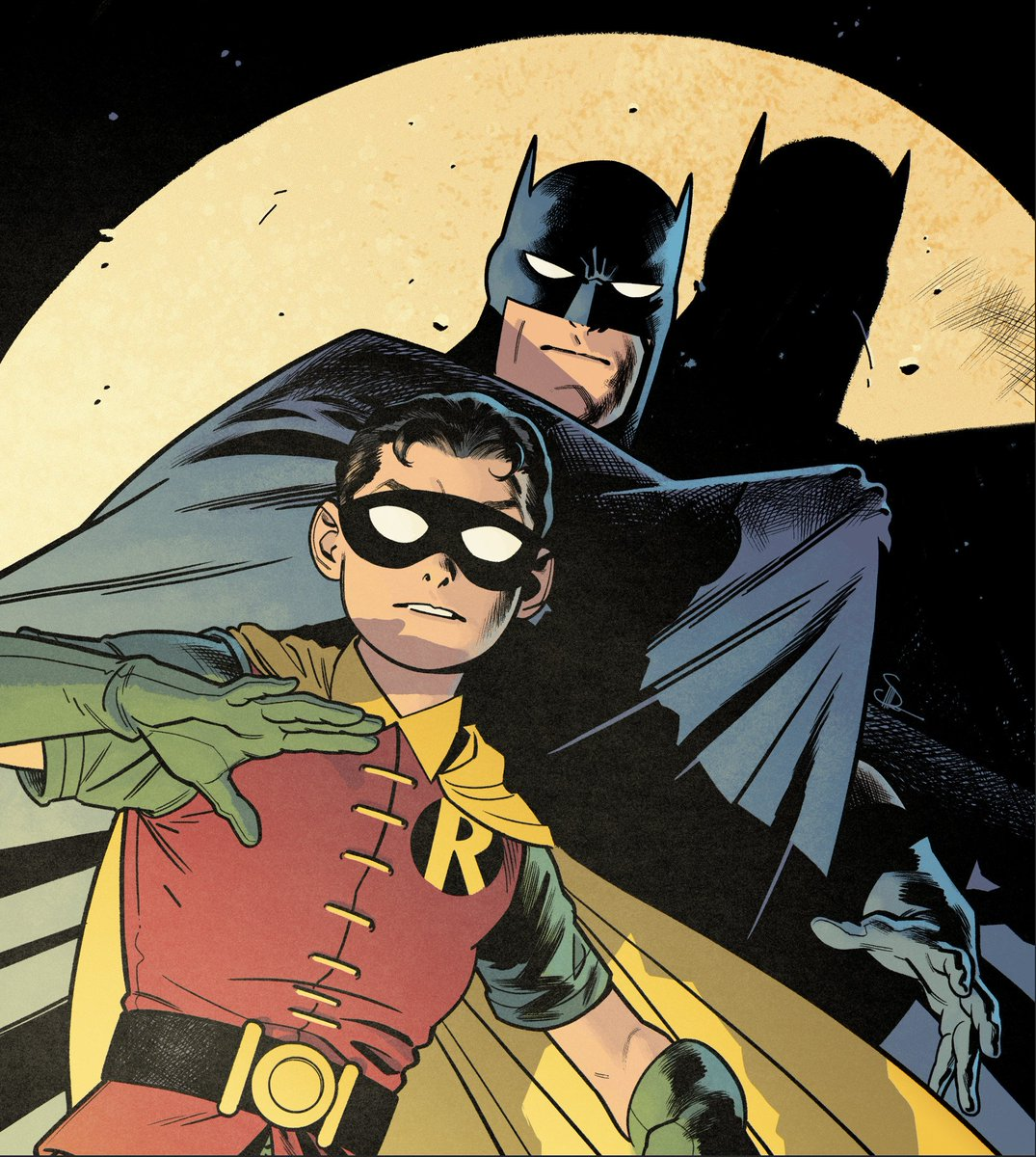 My cover for BATMAN: THE GOLDEN AGE VOL. 6 --