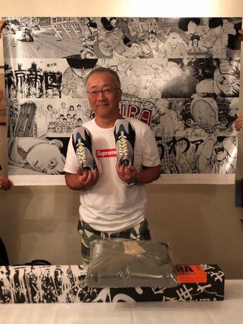 Katsuhiro Otomo the creator of Akira      This movie is my biggest  creative inspiration https://t.co/mbOK9u8u23