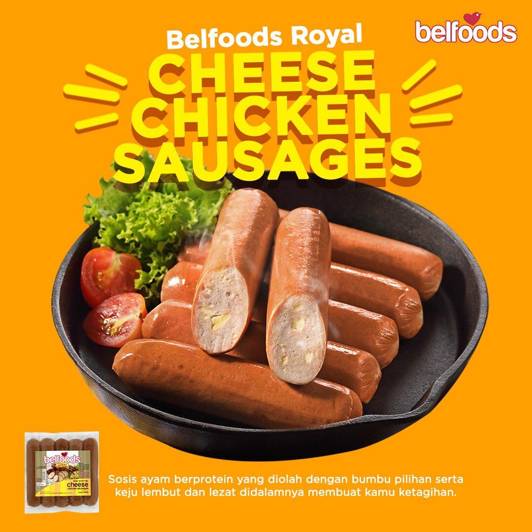 Belfoodsid Users Twitter Page User Shares Belfoods Favorite Chicken Nugget Safari Nyiapin Makana Berprotein Gak Perlu Repot Dan Pasti Enak Cukup Siapkan Royal Cheese Sausages Rasanya Yang Nikmat Bikin Semua Senang