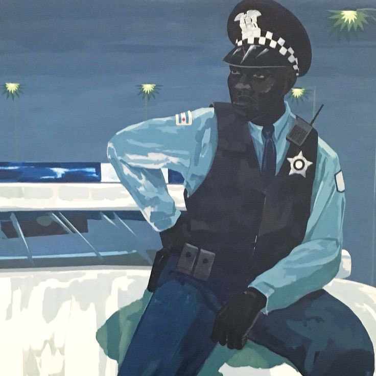 Thank you Kerry James Marshall for the amazing work you put in the world https://t.co/XsVgVFXr79