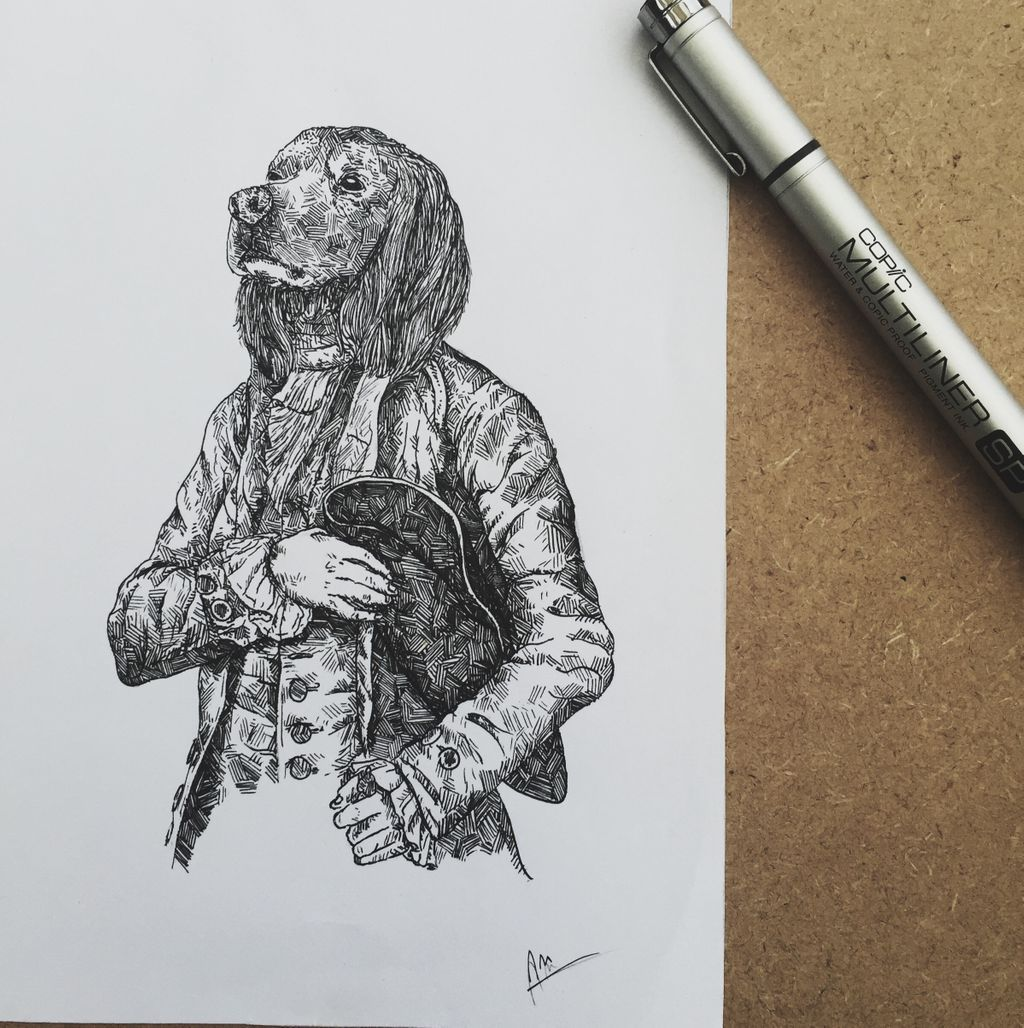 The noblest of hounds.. https://t.co/U26gyr5Sb9 https://t.co/NjwyOOVpWT