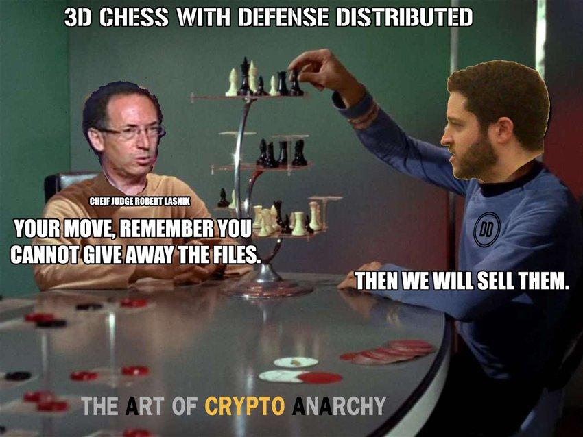 3D Chess with @DefDist @Radomysisky  #3Dprinting #cad #cnc #CodeIsFreeSpeech https://t.co/Yx5ghhLl0N