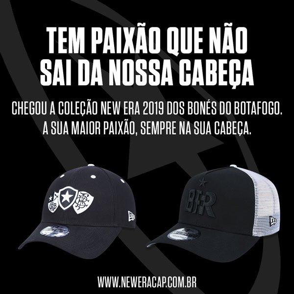 Chegaram os novos bonés botafogo   new era brasil! fera demais! curtiu   veja mais em  - scoopnest.com 589d18908e2bf