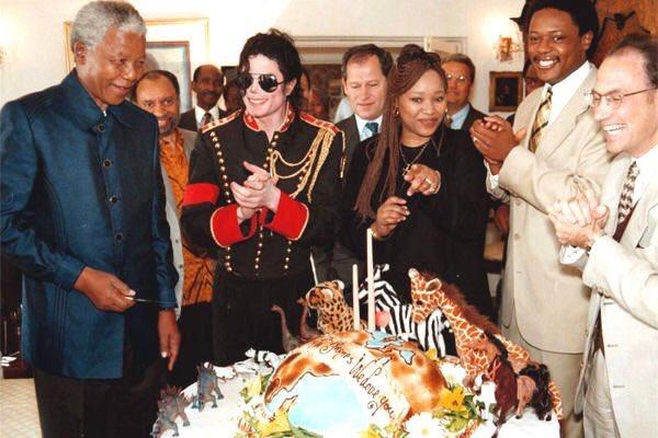 Michael Jackson                                 happy birthday Michael