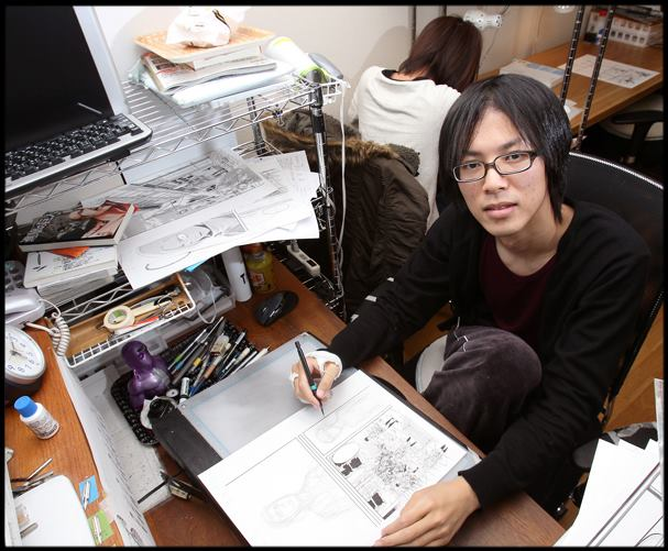 Happy birthday to manga artist, Hajime Isayama! Did you know Attack on Titan was his first series?