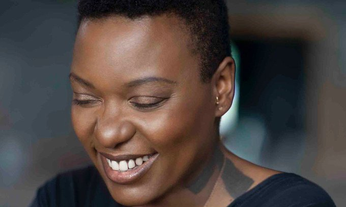 "HAPPY BIRTHDAY...MESHELL NDEGEOCELLO! ""BEAUTIFUL\""."
