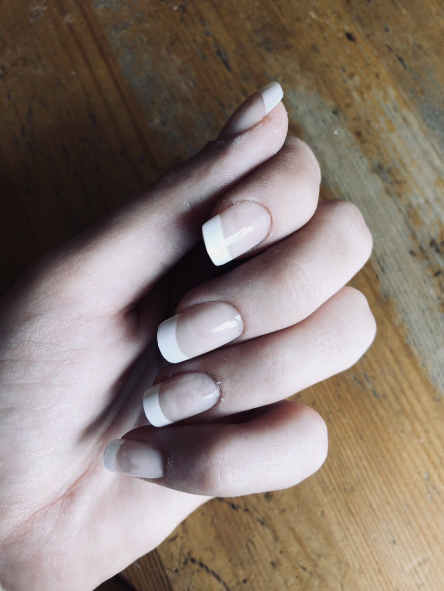 After losing all my nails in two days 🤦🏻♀️ I've bought stick ons 😂 bHglspXVpC