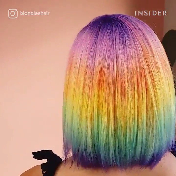 There are a ton of different designs these hairstylists can make https://t.co/1oFMxPhdcD