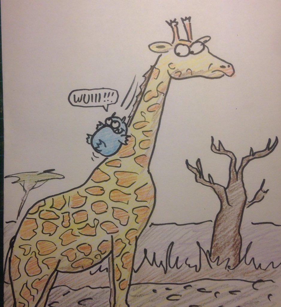 RT @DasBumm: Giraffe ❤️ #ExpinT https://t.co/s7xKPn29oV